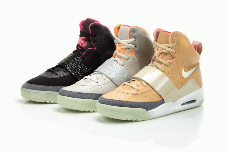 nike air yeezy 2 - cool sht