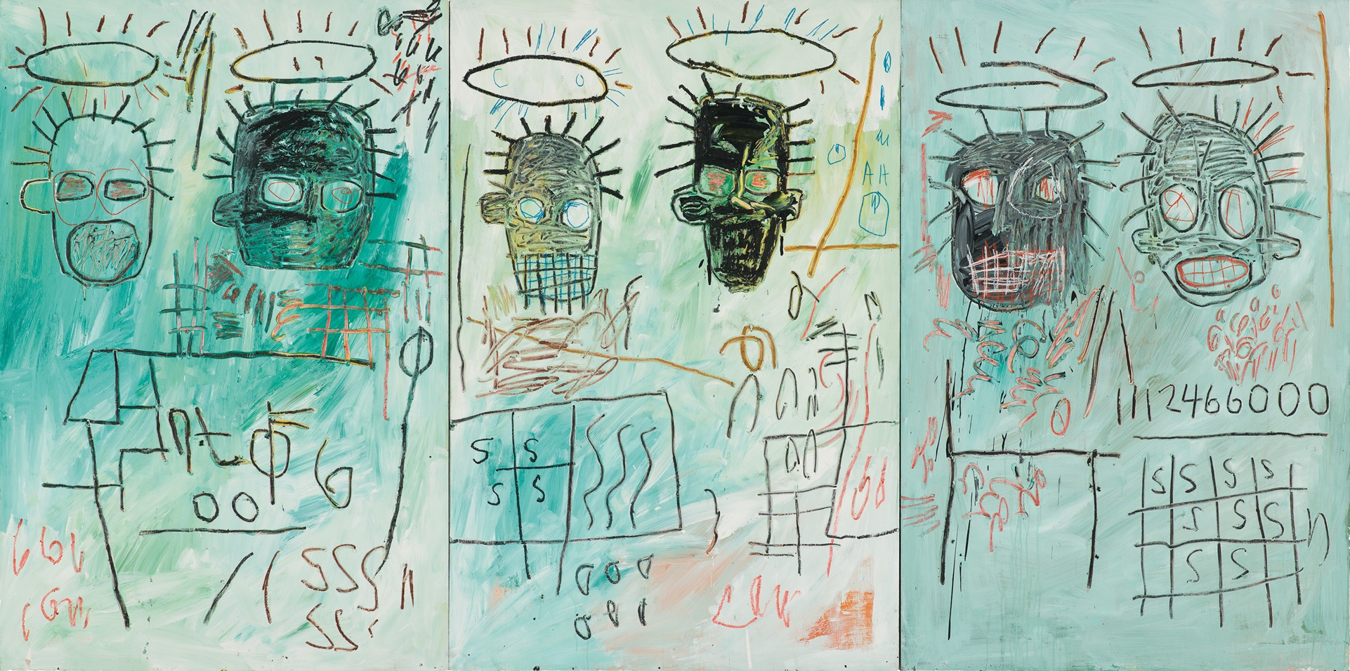 Jean-Michel-Basquiat-Six Crimee-cool sht