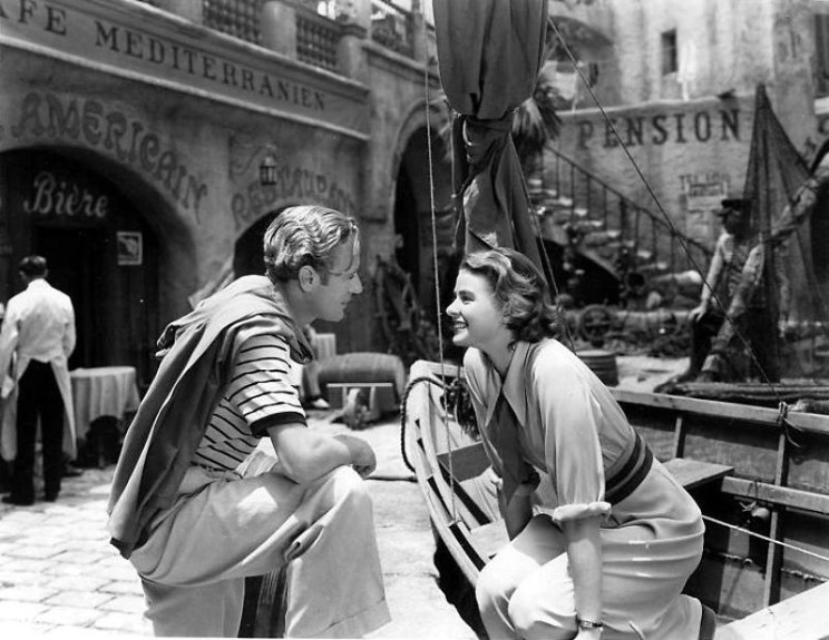 ingrid bergman - leslie howard - Intermezzo