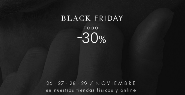 Black Friday Adolfo Dominguez